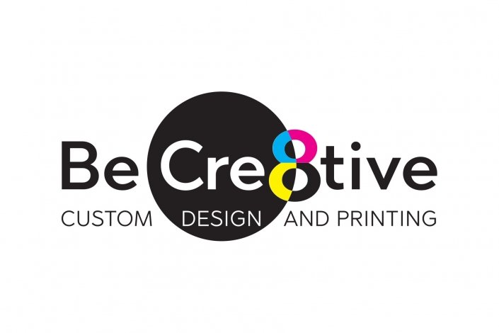 Be Creative Custom Logo Design by Split Pear