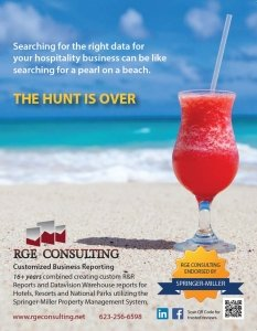 Split Pear RGE Consulting Magazine Ad