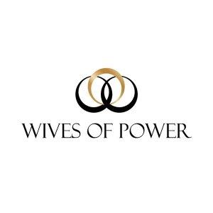 Split Pear Wives of Power Logo Design